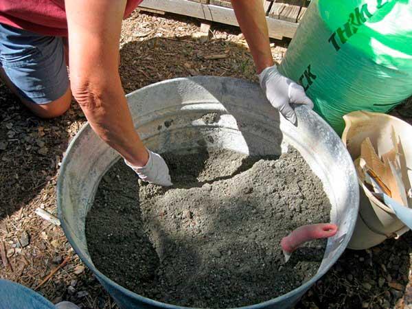 kakaya-proportsiya-tsementa-s-peskom-dlya-fundamenta