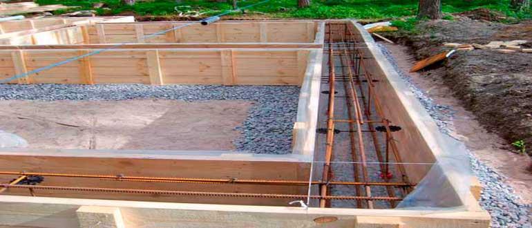 Бетона для фундамента бетон николаевич