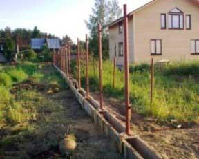lentochnyy-fundament-pod-zabor-iz-profnastila