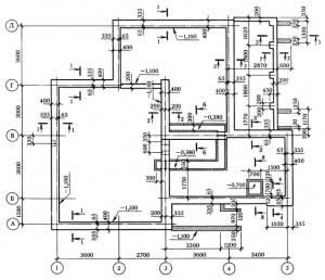plan-monolitnogo-lentochnogo-fundamenta-chertezh